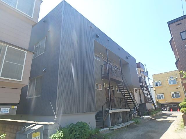 成田マンション第2の  外観 写真